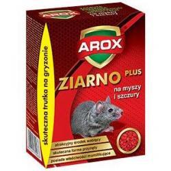 Arox ziarno na myszy i szczury 100g