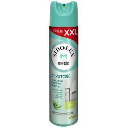 Sidolux M spray przeciw kurzowi aloes 350ml