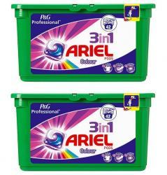 Ariel Professional kapsułki do prania 2x42 szt. do koloru