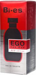 Bi-es Ego Red Edition 100ml woda toaletowa