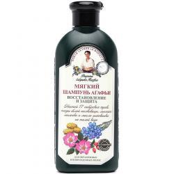 Babuszka Agafia szampon do włosów regenerujący 350ml