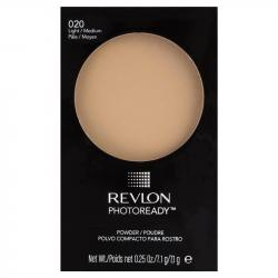 Revlon Photoready puder prasowany 20 Light medium