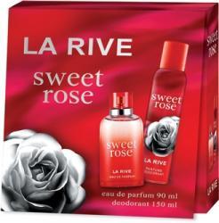 La Rive zestaw Sweet Rose woda + deo