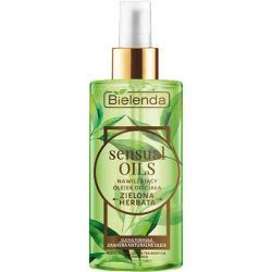 Bielenda Sensual oils Olejek do ciała nawilżający Zielona Herbata 150ml