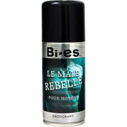 Bi-es dezodorant Le Male Rebelle 150ml