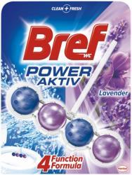 Bref Power Aktiv Lavender kulki - kostka do wc