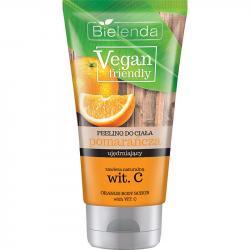 Bielenda Vegan Friendly peeling do ciała pomarańcza 200g