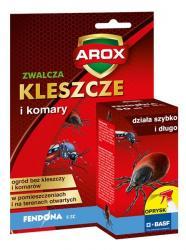 Arox koncentrat 10ml do oprysków na komary i kleszcze