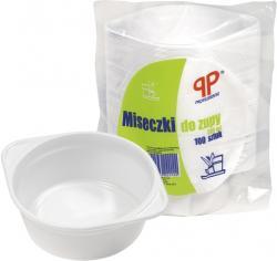 PP miseczki na zupę 300ml 100szt