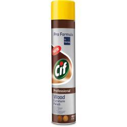 Cif Professional Wood spray do mebli 400ml