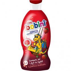 Bobini szampon dla dzieci 330ml Tajemnicza Truskawka