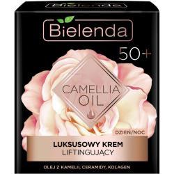 Bielenda Camelia Oil Luksusowy krem liftingujący 50+ dzień/noc 50ml