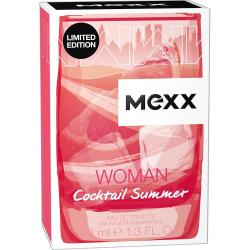 Mexx EDT Woman Coctail Summer 40ml