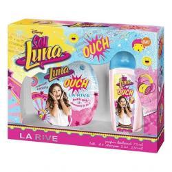 Soy Luna Ouch zestaw dezodorant perfumowany + szampon i żel pod prysznic