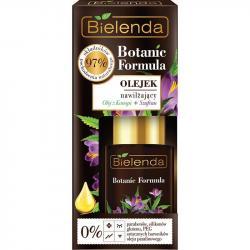Bielenda Botanic Formula olejek do twarzy 15ml Nawilżający