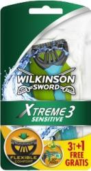 Wilkinson Xtreme3 Sensitive golarki 3-ostrzowe 3+1 gratis
