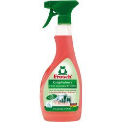 Frosch środek czyszczący do kuchni grejpfrutowy 500ml