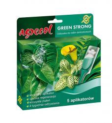 Agrecol odżywka do kwiatów doniczkowych 5x30ml green strong