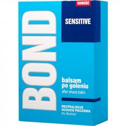 Bond balsam po goleniu sensitive 150ml