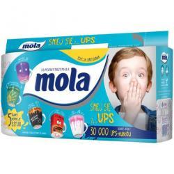 Mola UPS papier toaletowy 8 sztuk