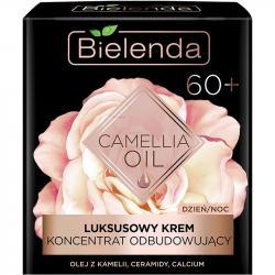 Bielenda Camelia Oil 60+ Luksusowy krem odbudowujący 50ml