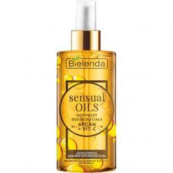 Bielenda Sensual Oils Olejek do ciała odżywczy Argan 150ml