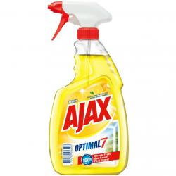 Ajax płyn do szyb 500ml lemon