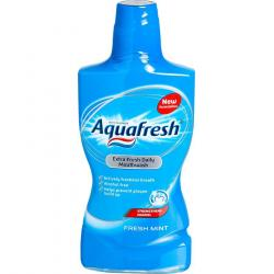 Aquafresh 500ml Extra Fresh płyn do płukania ust