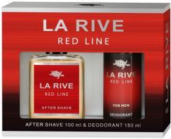 La Rive zestaw Red Line płyn po goleniu + deo