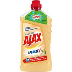 Ajax płyn uniwersalny 1l olejek migdałowy do parkietów i delikatnych powierzchni
