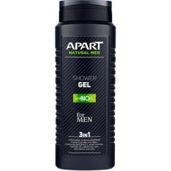 Apart 3w1 Prebiotic Men żel pod prysznic 500ml