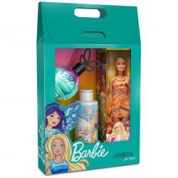 Bi-es Barbie zestaw Dreamtopia woda perfumowana + żel pod prysznic + lalka