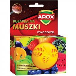 Arox pułapka jabłko na muszki owocówki