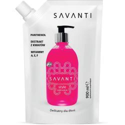 Savanti mydło w płynie zapas 900ml Style