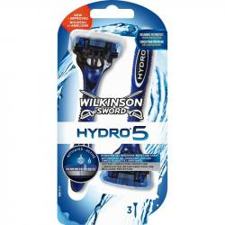Wilkinson Hydro 5 Golarka 3 sztuki