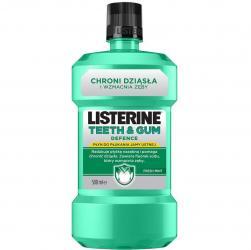 Listerine płyn do płukania ust Teeth & Gum Defence 500ml