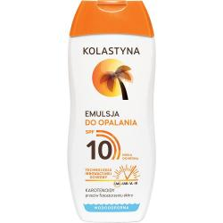 Kolastyna emulsja do opalania SPF10 200ml