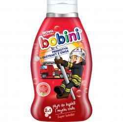 Bobini płyn do kąpieli Super Bohater 660ml