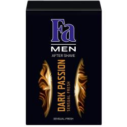 Fa płyn po goleniu 100ml Dark Passion