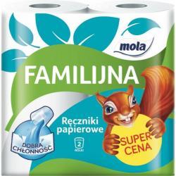 Mola Familijna ręczniki papierowe 2 sztuki
