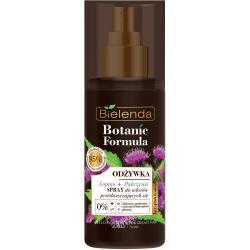 Bielenda Botanic Formula odżywka w sprayu 150ml (włosy przetłuszczające się)