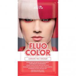 Joanna Fluo szamponetka koloryzująca Czerwień 35g