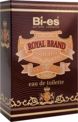 Bi-es Royal Brand Gold 100ml woda toaletowa