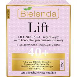 Bielenda Lift krem 40+ ujędrniający na noc 50ml