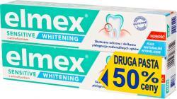 Elmex sensitive Whitening 2x75ml pasta do zębów
