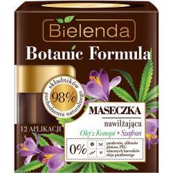 Bielenda Botanic Formula maseczka do twarzy 50ml Nawilżająca