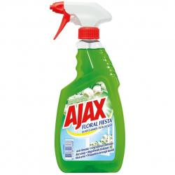 Ajax płyn do szyb wiosenny 500ml spray
