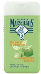 Le Petit Marseillais żel pod prysznic 250ml mandarynka i limonka