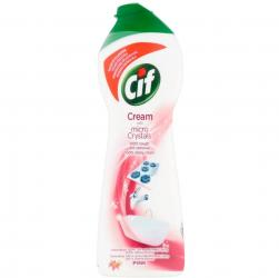 Cif Cream Pink mleczko do czyszczenia 250ml