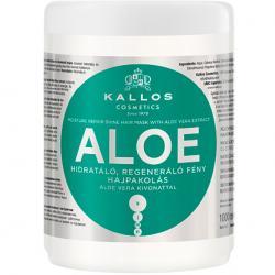 Kallos maska Aloe do włosów suchych i łamliwych 1000ml